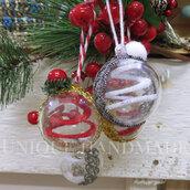 Piccole palline di Natale
