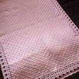 Copertina bimba, copertina rosa, copertina neonato