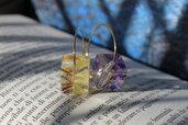 orecchini fiori del ricordo