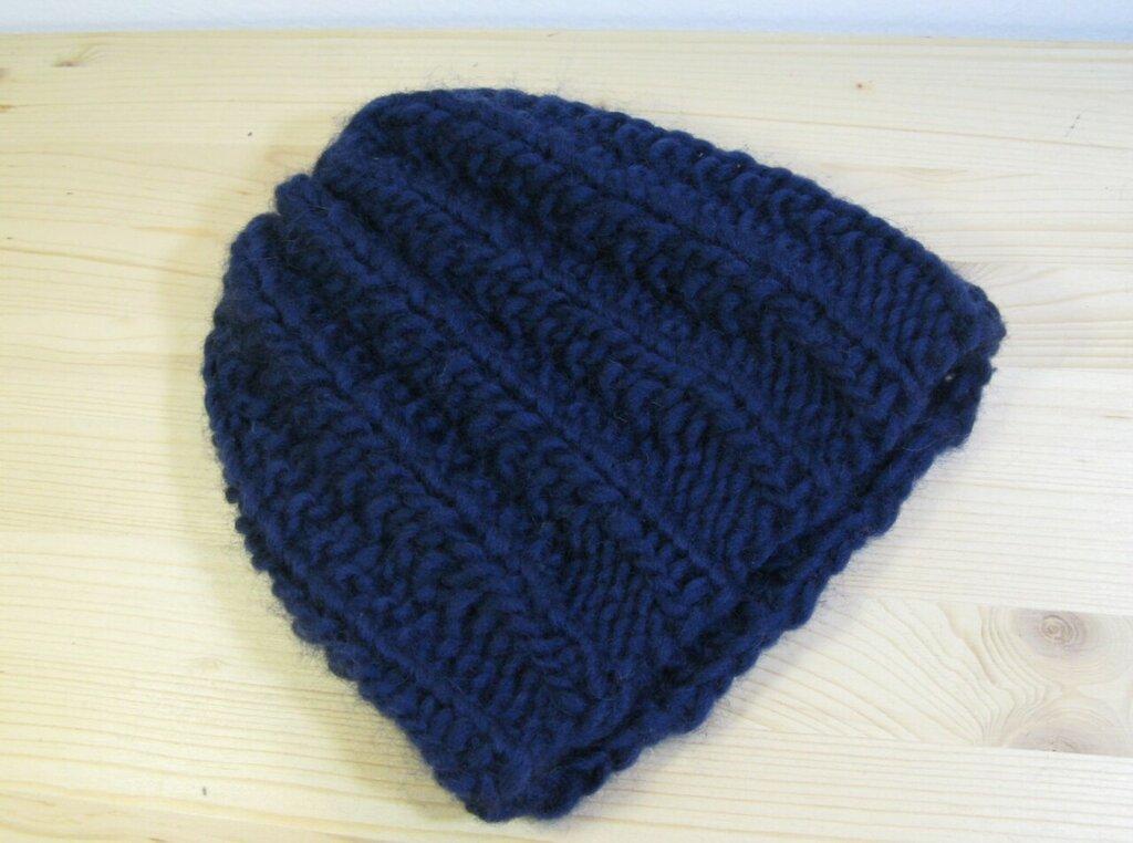 Berretto - berretto in lana - berretto fatto a mano - Cuffia in lana - Berretto fatto a mano