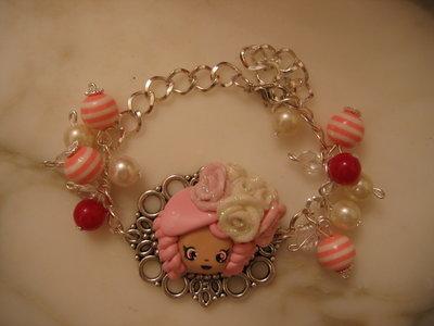Bracciale- Fatina delle rose PINK !