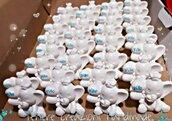 bomboniere battesimo in polvere di ceramica