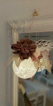 Palline decorative luminose