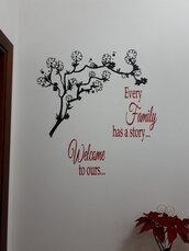Adesivi murali in vinile