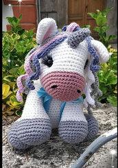 Pupazzo di unicorno