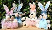 Coniglietti di Pasqua - Bomboniera