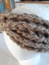 Fascia capelli melange