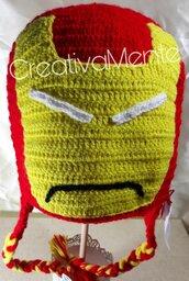 Cappello Bambino Iron Man 7/8 anni