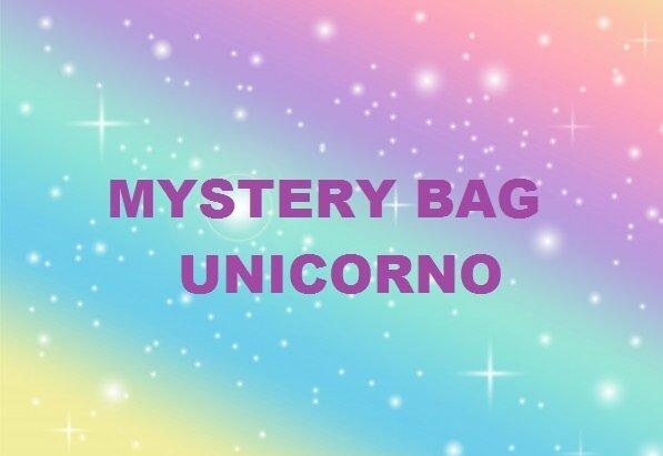 Borsa Misteriosa Tema Unicorno + Regalo