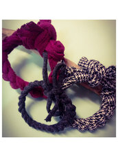 "Set tre bracciali ""Winter"""