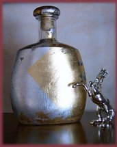 Gold Bottle