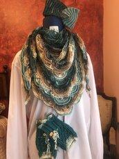 Completo lana mohair
