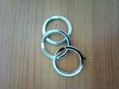 anelli per portachiavi