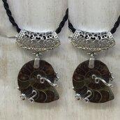 Ciondolo  di Ammonite