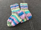calzini multicolor per bimbi