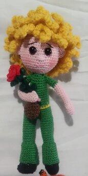Il piccolo principe è la sua rosa