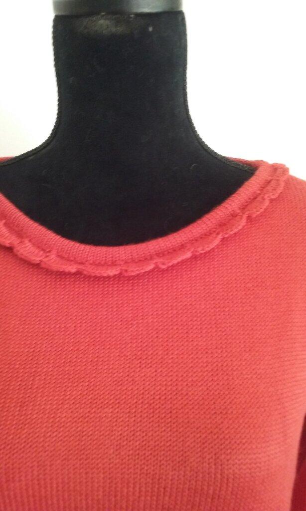 Vestito donna maglia abito lana