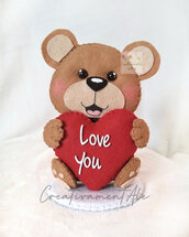 Sweet Teddy - San Valentino ❤️