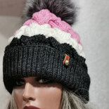 cappello donna in lana baby