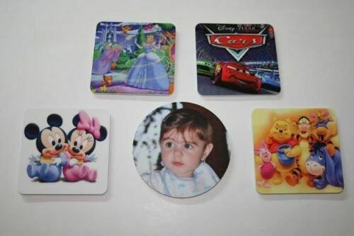 Calamite (Magneti) in plastica personalizzabili