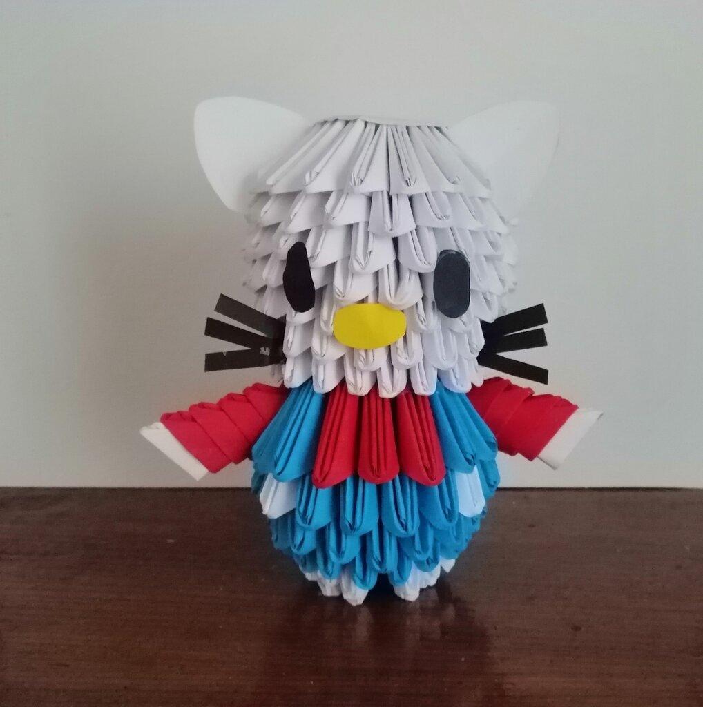 Origami modulari 3D