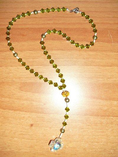 Corona artigianale di Ilybijoux