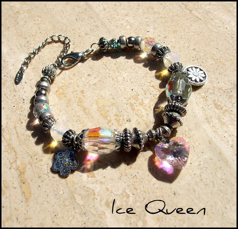 Bracciale ''Ice Queen''