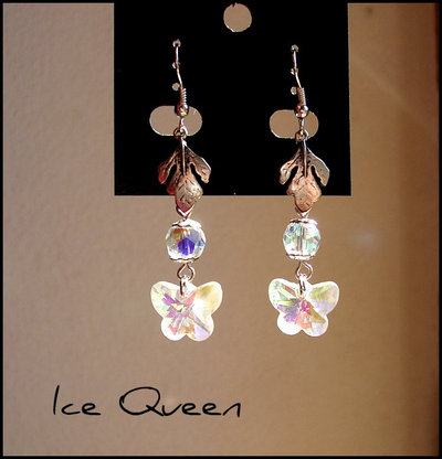 Orecchini ''Ice Queen''