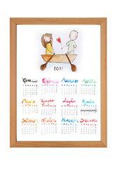 Calendario personalizzato 12 mesi
