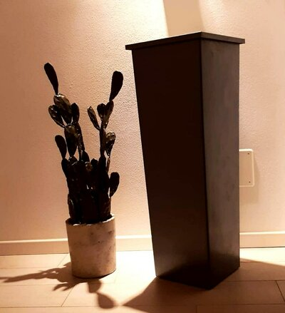 Vaso design a led