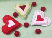 Cuori fantasia San Valentino