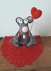 Topolino innamorato San Valentino