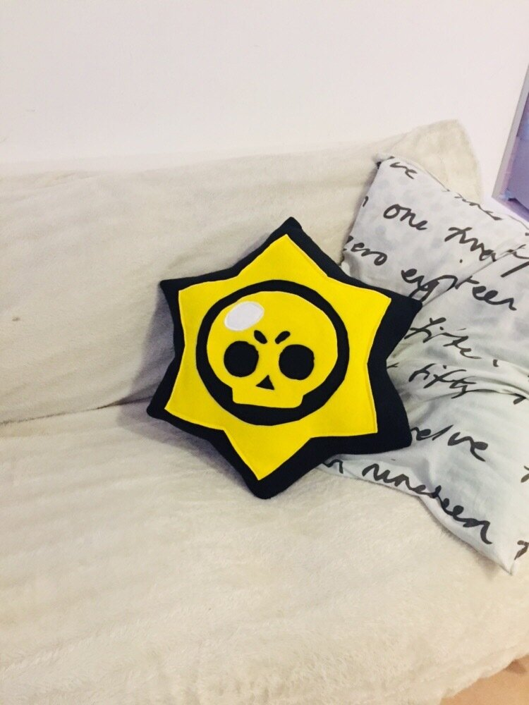 Cuscino brawl stars pillow