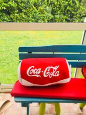 Cuscino coca cola pillow