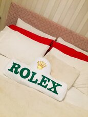 Cuscino Rolex pillow