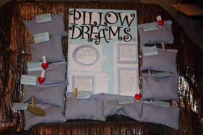 Pillow Dream (cuscino dei sogni)