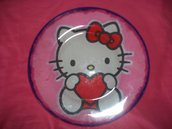 Piatto Hello Kitty