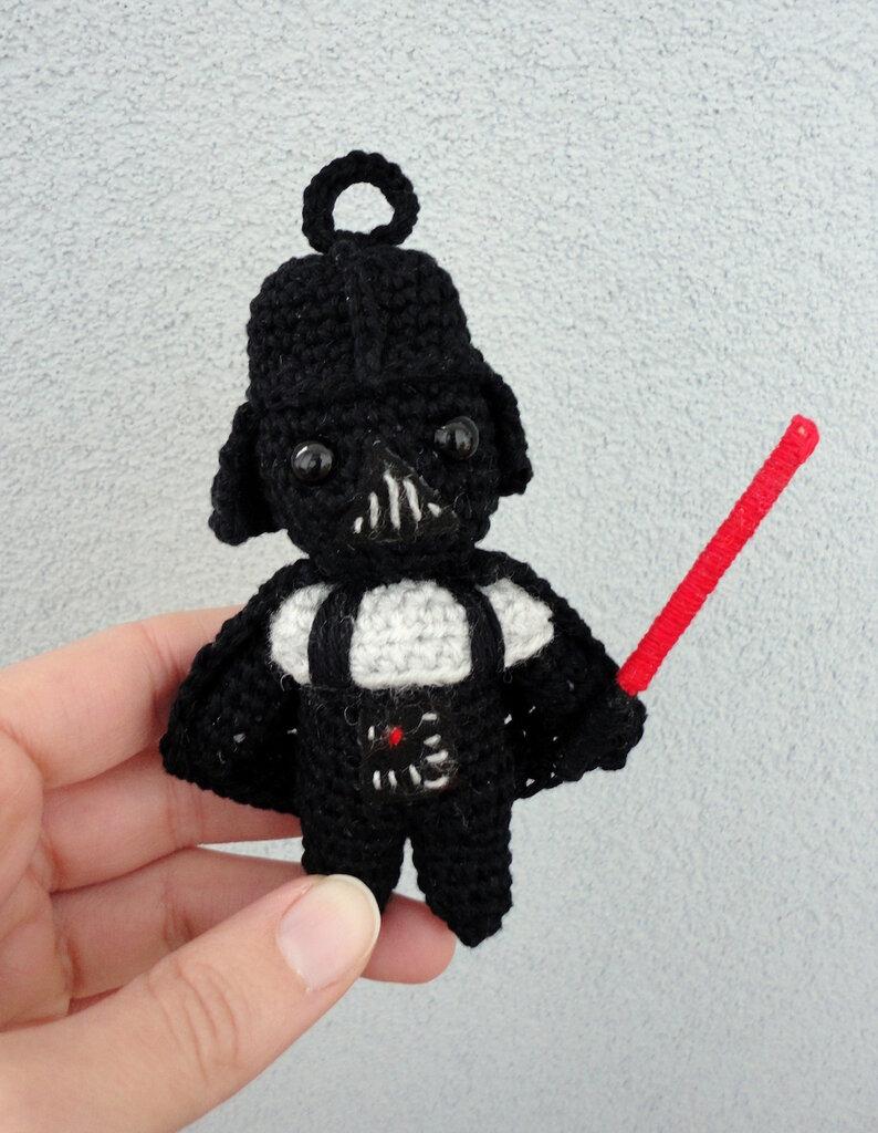 Darth Vader Star Wars portachiavi