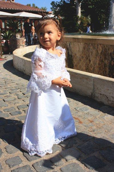 vestito cerimonia,bambina