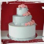 Torta Finta in Gomma Crepla (gomma eva) Elly