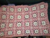 copertina lana bambina - baby blanket