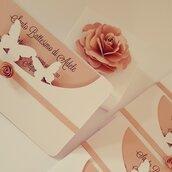 Bomboniera con fiore