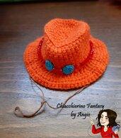 Schema Cappello da cowboy Amigurumi