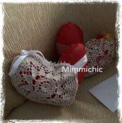 Coppia cuscini  San Valentino