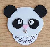 Panda disco orario