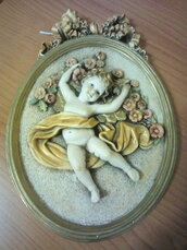 Ovale in ceramica