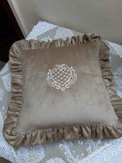 Cuscino arredo raffinato e elegante