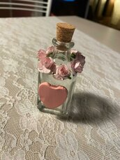 Bomboniere Le rose con un cuore