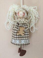Bambolina bimba coccola