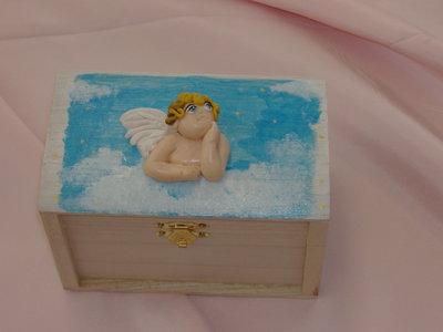 scatola angelo